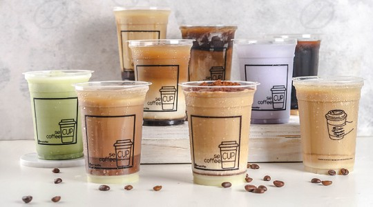 Menu & Review Secup Coffee - Pluit