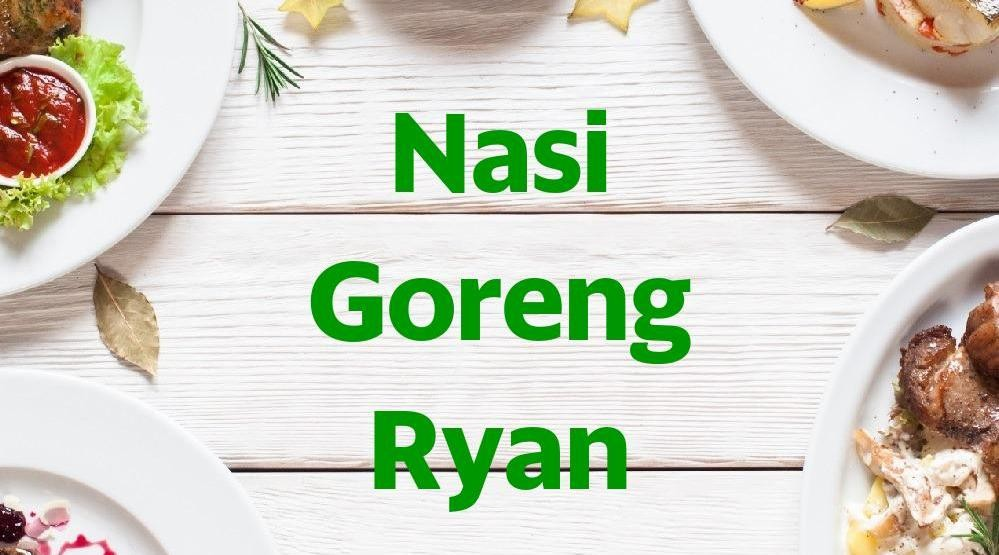 Menu & Review Nasi Goreng Ryan - Semper Timur