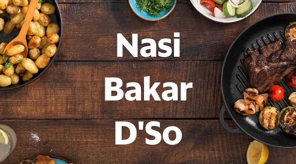 Menu & Review Nasi Bakar D'So - Cilandak Barat