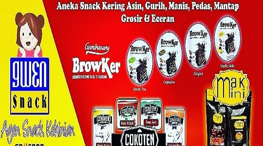 Menu & Review Gwen Snack - Utan Kayu Utara