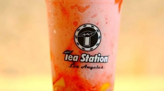 Menu & Review Tea Station - Plaza Indonesia