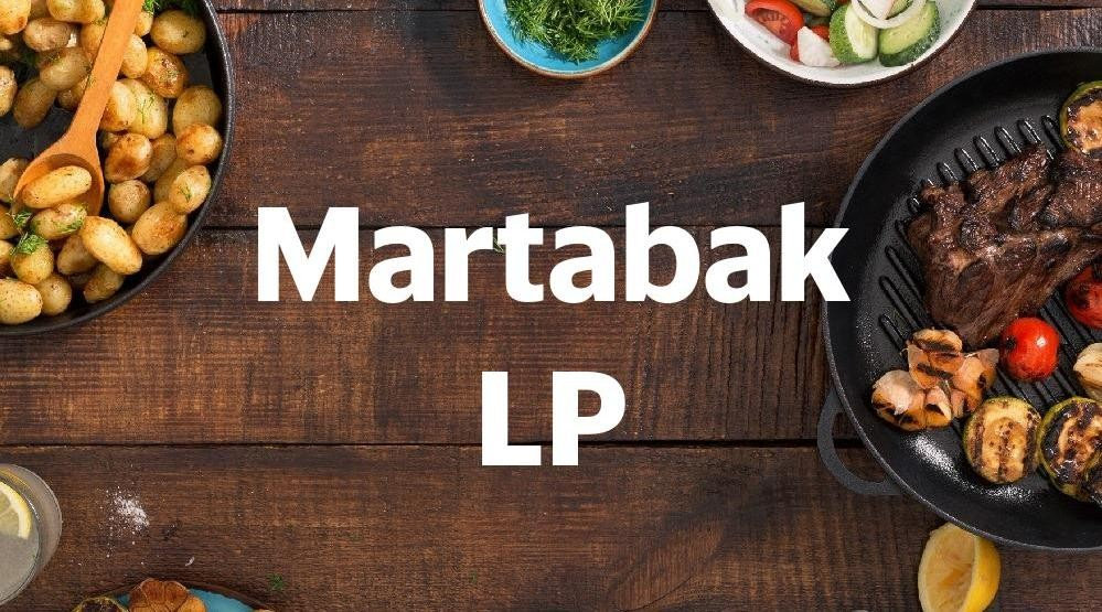 Menu & Review Martabak LP - Cibitung - Cibiitung