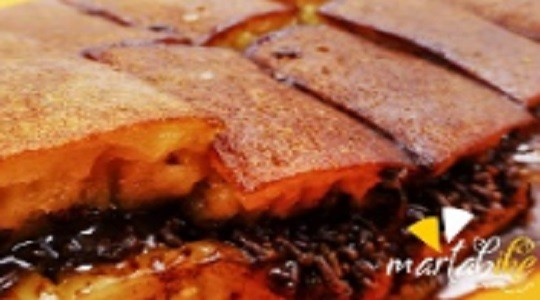 Menu & Review Martabak The Martabike - Rengas - Ciputat