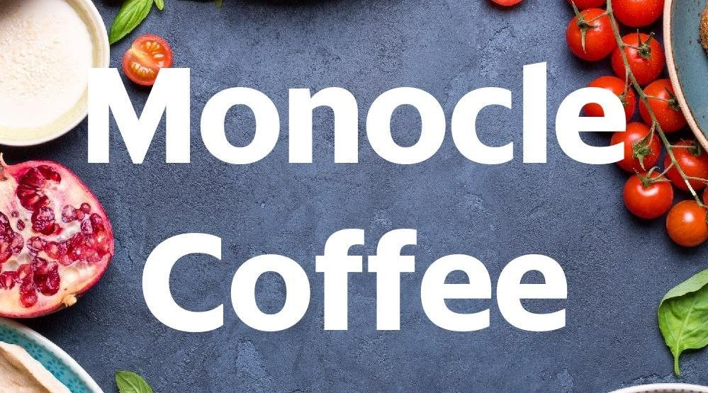 Menu & Review Monocle Coffee - Pluit