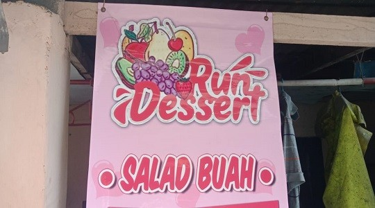 Menu & Review Run Dessert - Tugu Utara
