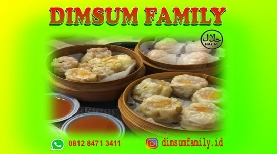 Menu & Review Dimsum Family - Pondok Ranji - Ciputat