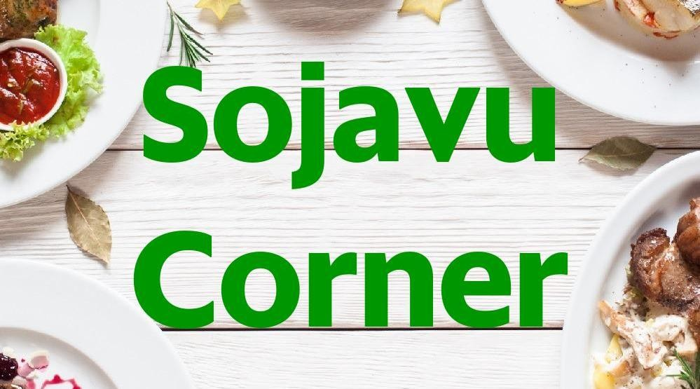 Menu & Review Sojavu Corner - Kayu Putih