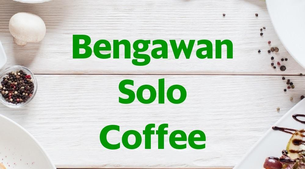 Menu & Review Bengawan Solo Coffee - Harmonie Exchange Mall