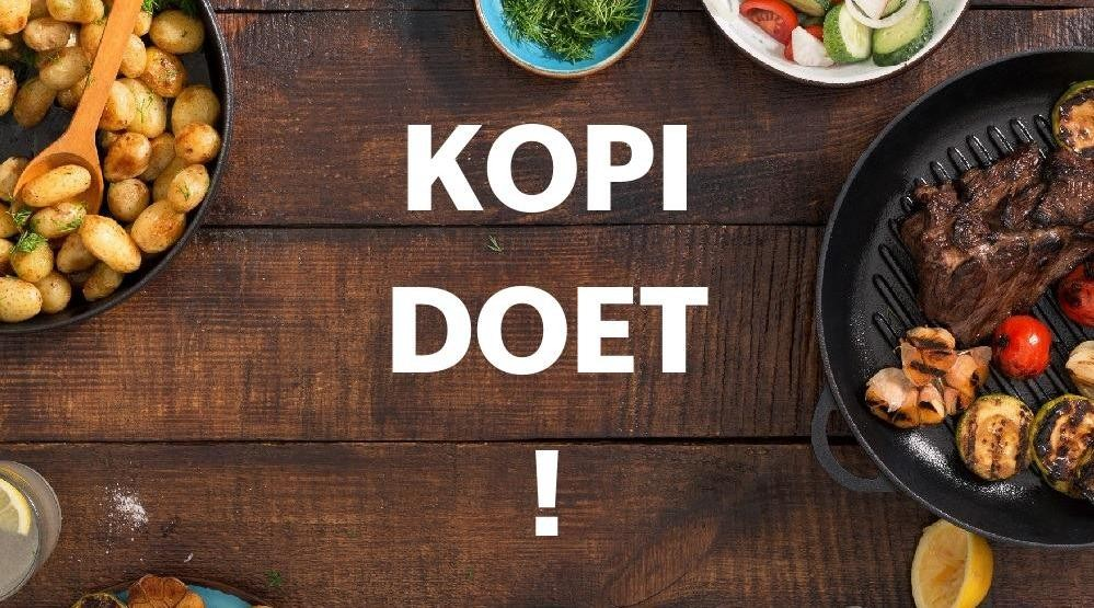 Menu & Review KOPI DOET ! - Pluit