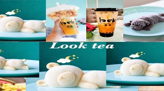 Menu & Review Look Tea - Kapuk Muara