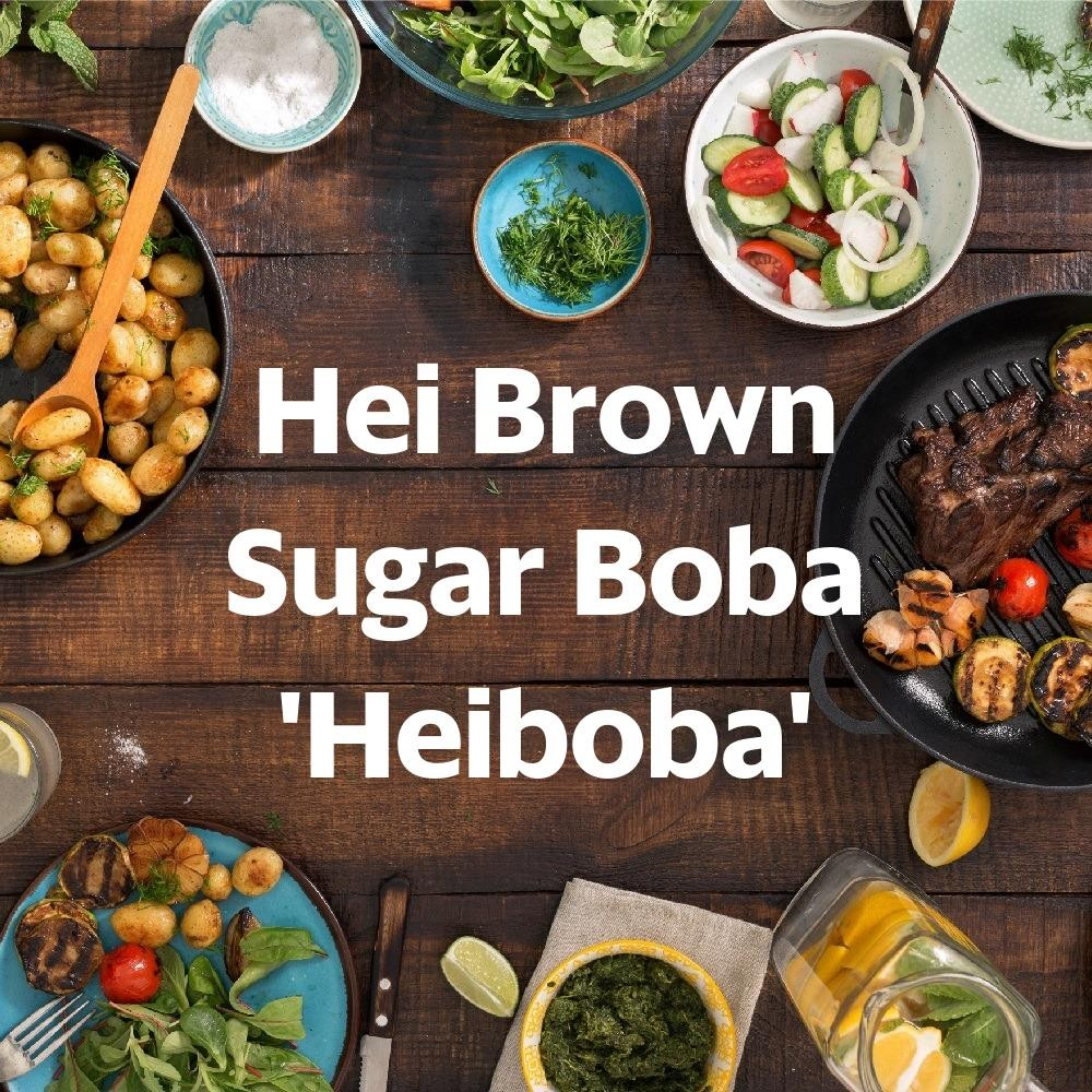 Menu & Review Hei Brown Sugar Boba 'Heiboba' - Cipete Selatan