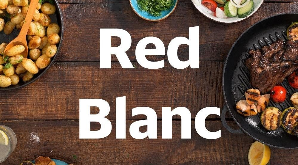 Menu & Review Red Blanc - Mall of Indonesia