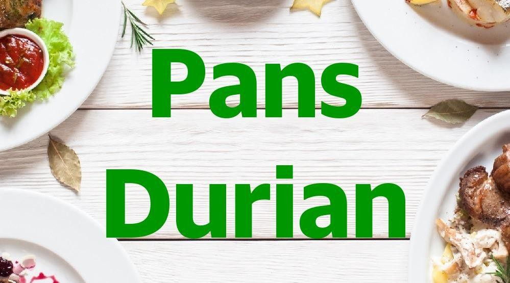 Menu & Review Pans Durian - Gedong