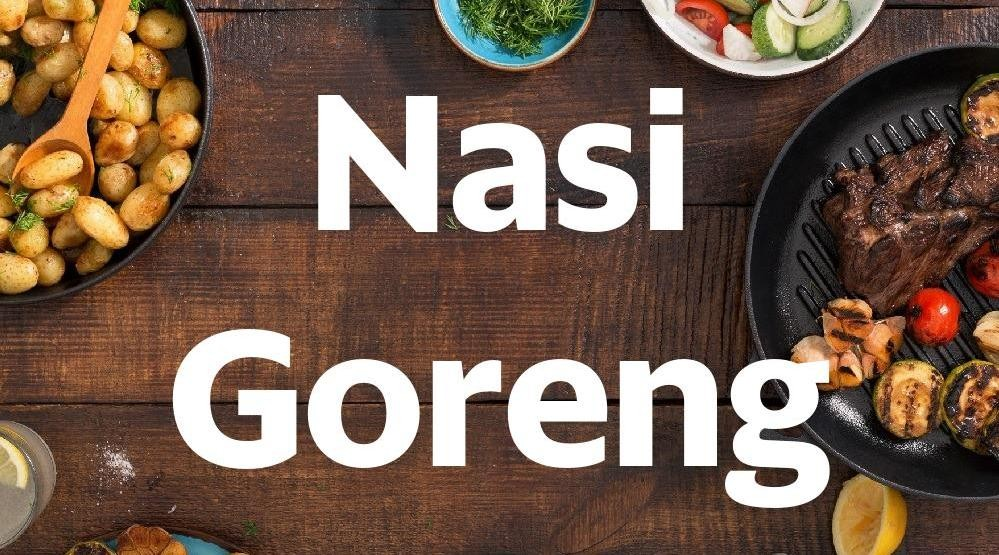 Menu & Review Nasi Goreng - Kayumanis