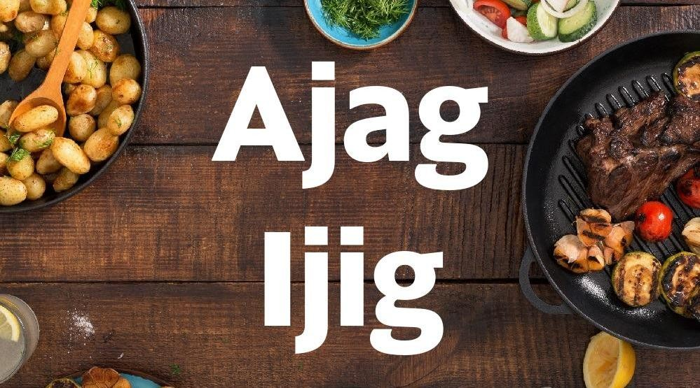 Menu & Review Ajag Ijig - Palmeriam
