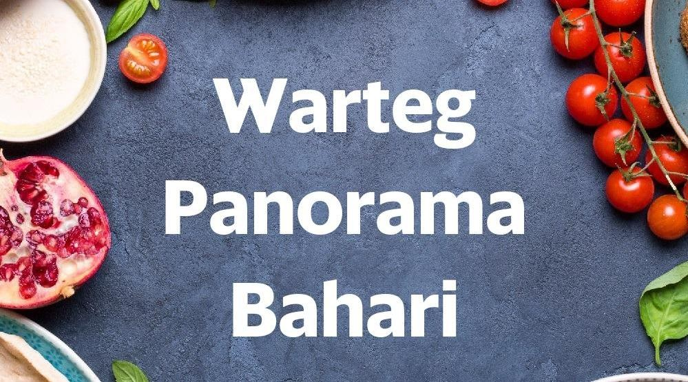 Menu & Review Warteg Panorama Bahari - Batu Ampar