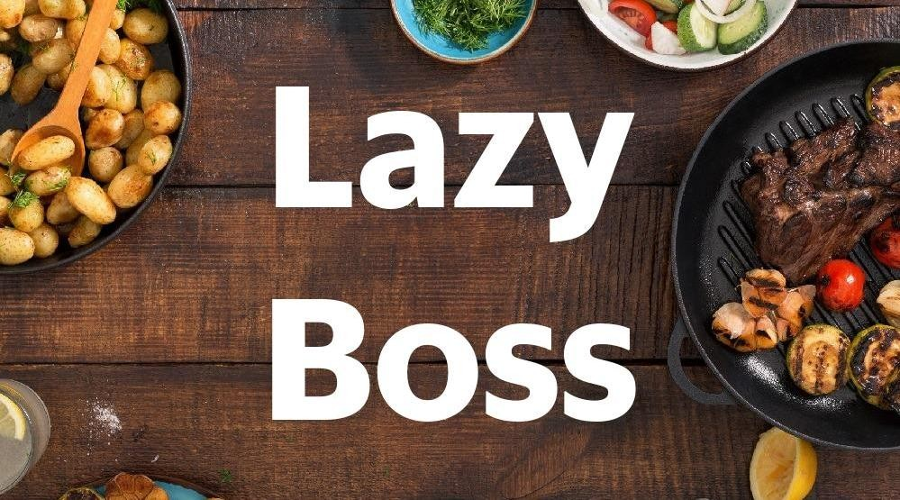 Menu & Review Lazy Boss - Kelapa Gading