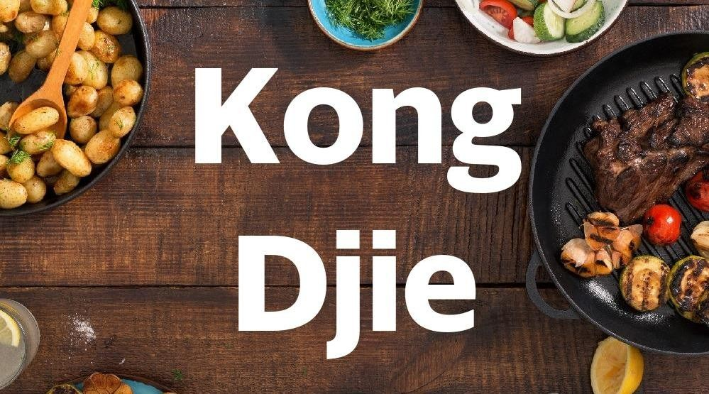 Menu & Review Kong Djie - Sunter Indah