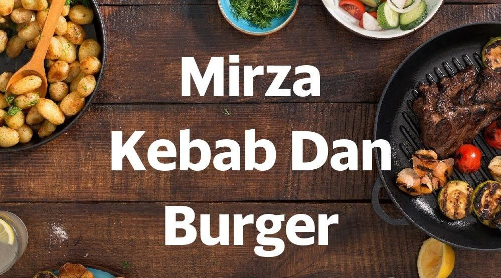 Menu & Review Mirza Kebab Dan Burger - Rambutan