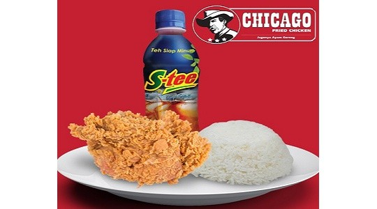 Menu & Review Chicago Fried Chicken - Grand Permata City - Bekasi 4 (Cikarang)