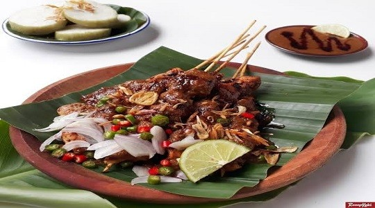 Menu & Review Sate Gule Tongseng - Kramat Jati
