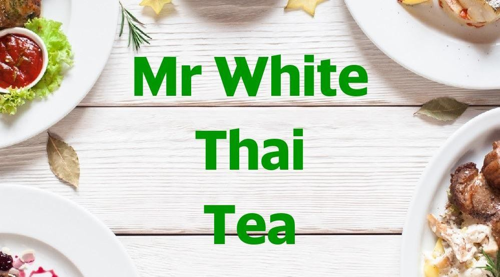Menu & Review Mr White Thai Tea - Benda Baru - Ciputat