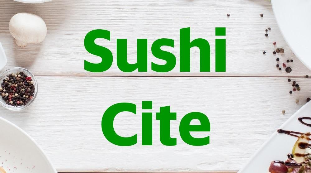 Menu & Review Sushi Cite - Cilandak Barat - Cilandak