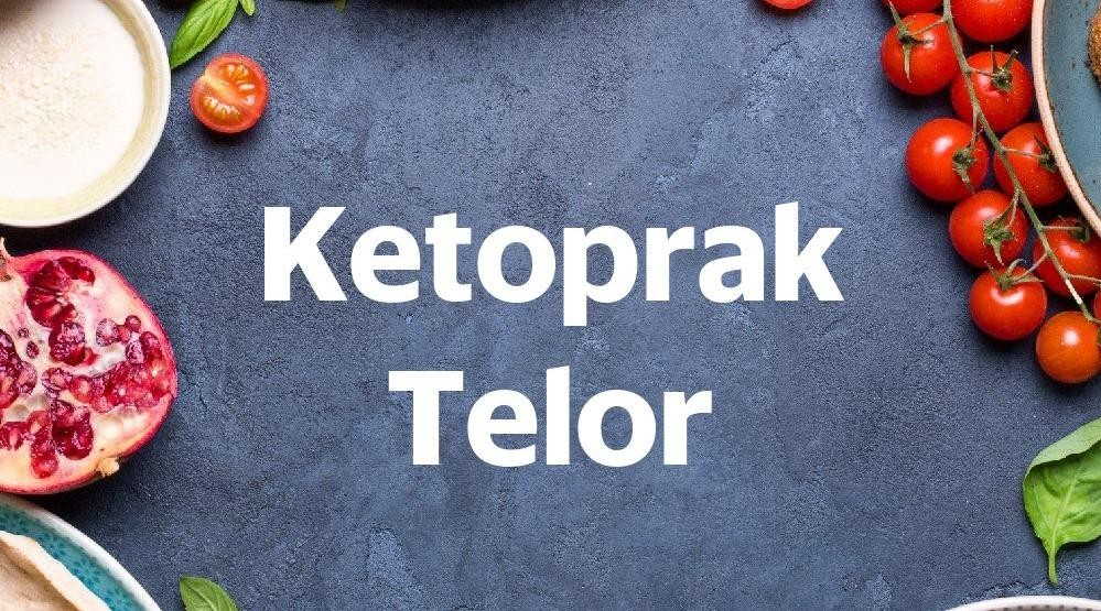 Menu & Review Ketoprak Telor - Cipedak