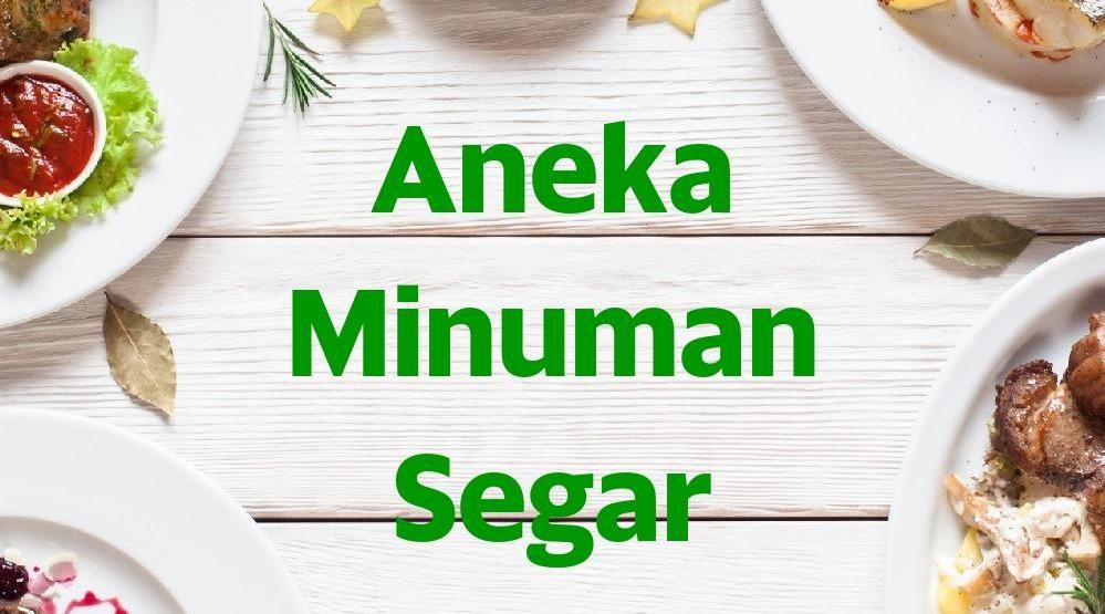 Menu & Review Aneka Minuman Segar - Jati