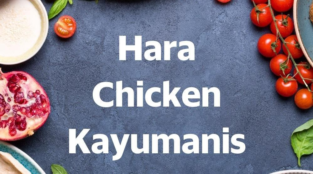 Menu & Review Hara Chicken Kayumanis - Kayu Manis