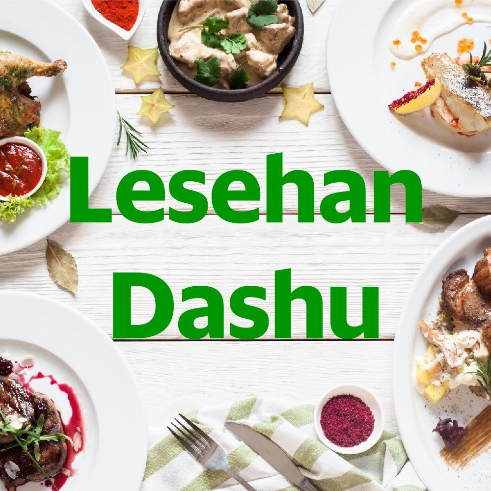 Menu & Review Lesehan Dashu - Puspasari - Bogor 4 (Puncak Area)