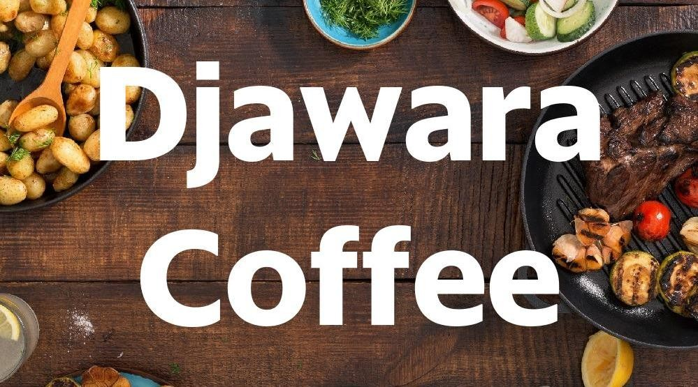Menu & Review Djawara Coffee - Tegal Gundil - Bogor Utara