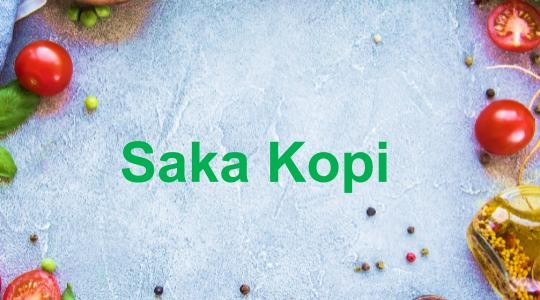 Menu & Review Saka Kopi - Cijantung