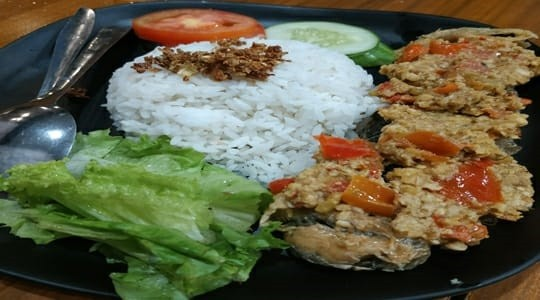Menu & Review Borneo Cafe - Aren Jaya - Bekasi 2