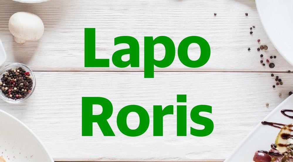 Menu & Review Lapo Roris - Ceger