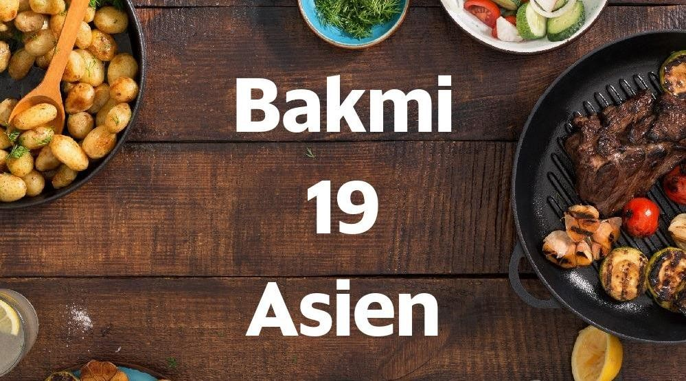 Menu & Review Bakmi 19 Asien - Papanggo