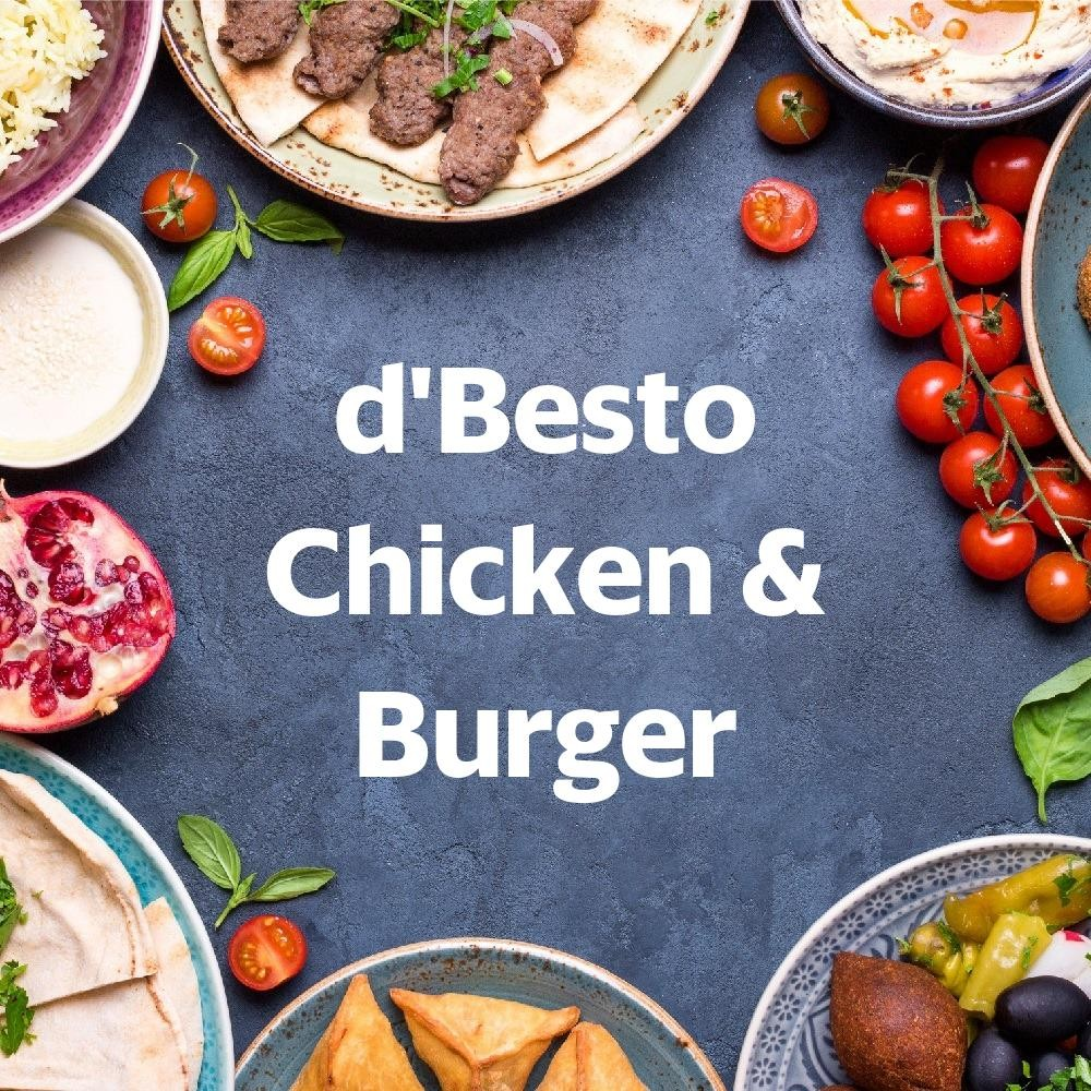 Menu & Review d'Besto Chicken & Burger - Tugu Macan - Bogor 3