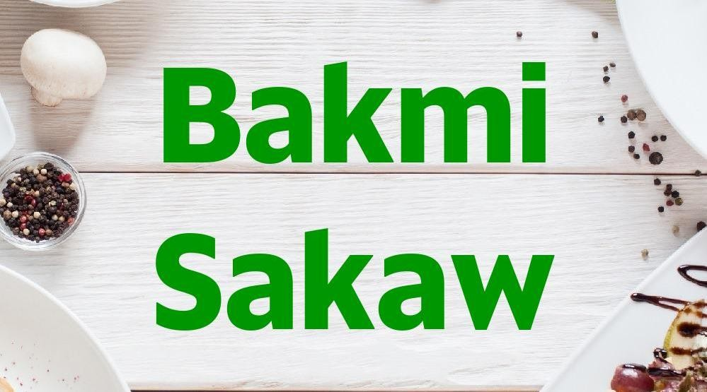 Menu & Review Bakmi Sakaw - Pluit