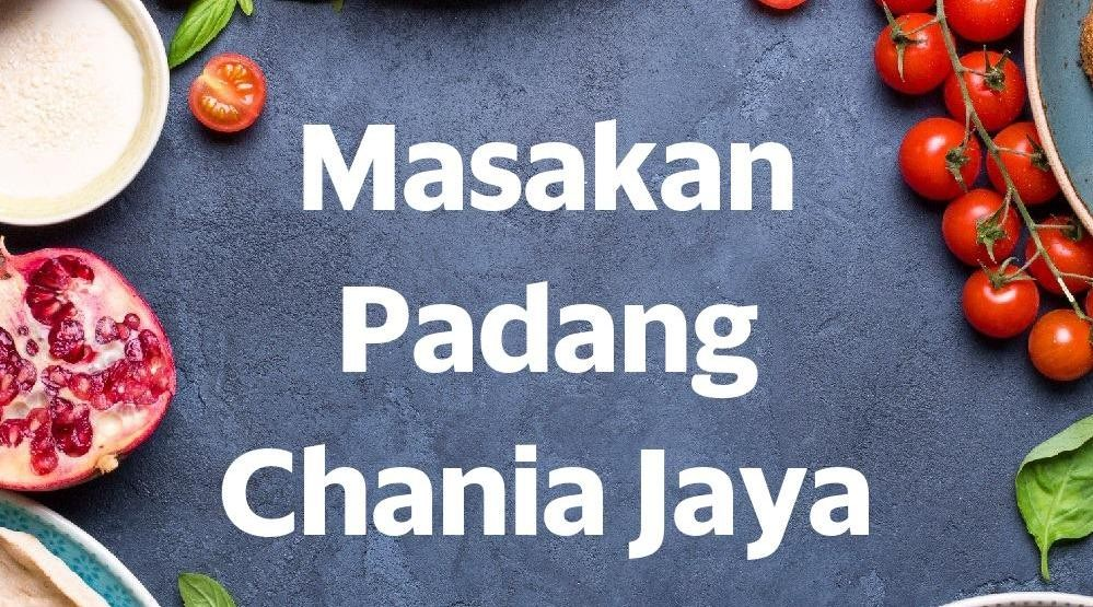 Menu & Review Masakan Padang Chania Jaya - Bali Mester