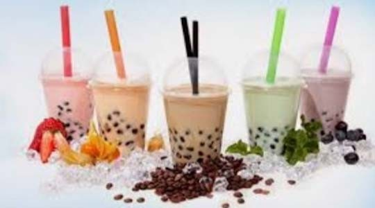 Menu & Review Balai G Strawberry Es Cincau & Es Bubble Dan Milk Shake - Bahagia - Bekasi 3