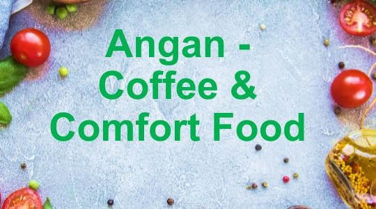 Menu & Review Angan - Coffee & Comfort Food - Kamal Muara