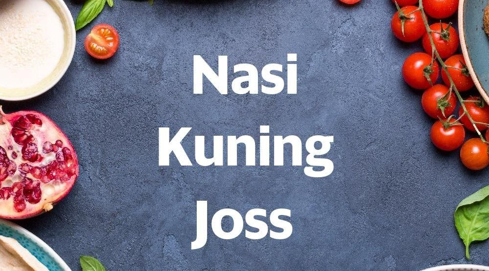 Menu & Review Nasi Kuning Joss - Jati