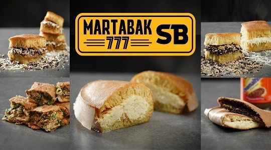 Menu & Review Martabak 777 SB - Gajah Mada