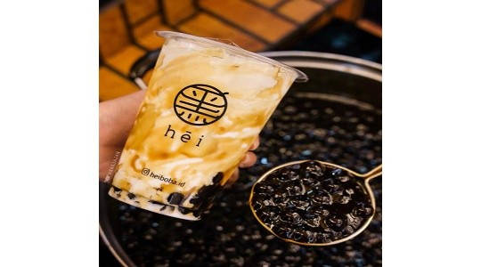 Menu & Review Hei Boba - Cipete Selatan