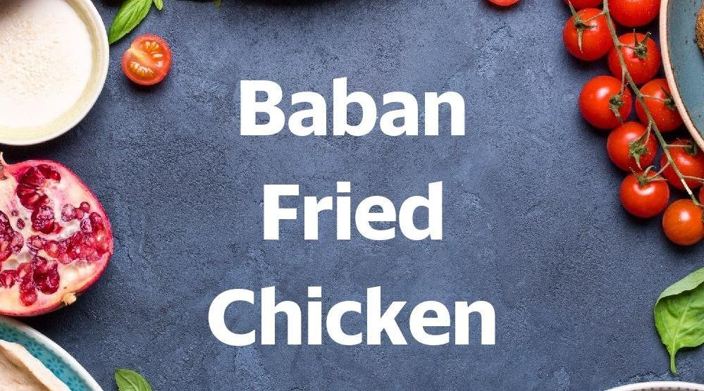 Menu & Review Baban Fried Chicken - Cilincing - Cilincing
