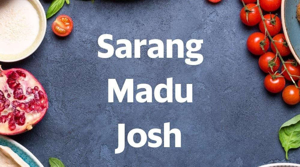 Menu & Review Sarang Madu Josh - Raden Saleh