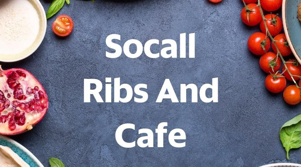 Menu & Review Socall Ribs And Cafe - Pluit