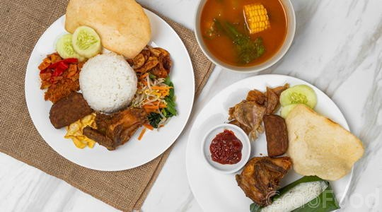 Menu & Review Dapur Solo - D'Mall - DPK - BEJI