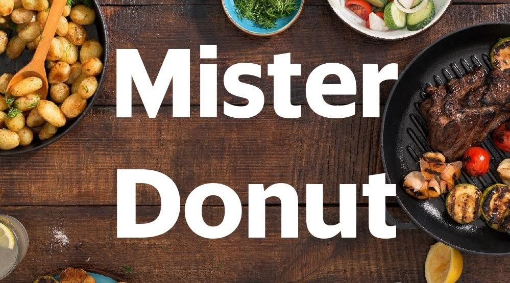 Menu & Review Mister Donut - Mall Of Indonesia