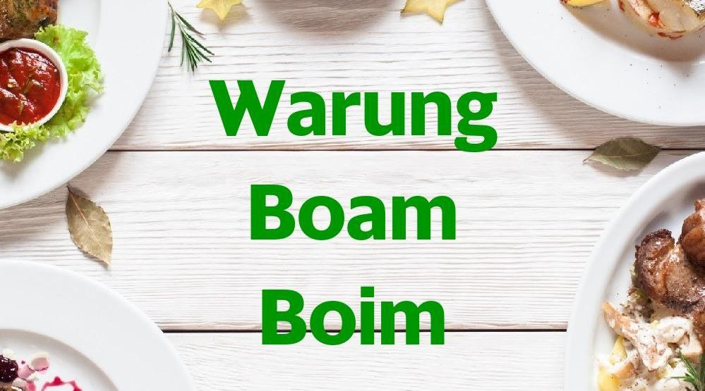 Menu & Review Warung Boam Boim - Detos - Beji